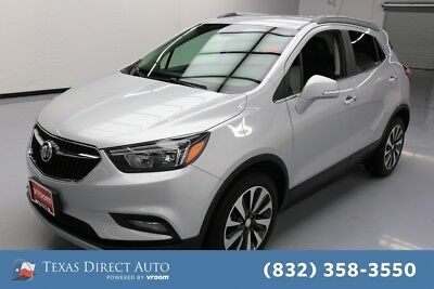 2017 Buick Encore Preferred II Texas Direct Auto 2017 Preferred II Used Turbo 1.4L I4 16V Automatic FWD SUV