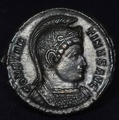 Constantine I, The Great. Billon Centenionalis. Excellent. See Photos