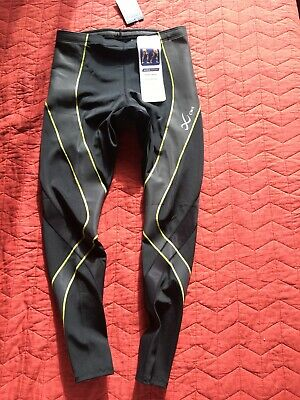 89944deb4a641 CW-X Men's Endurance Generator Muscle Compression Tight Style #240809 Size  XL