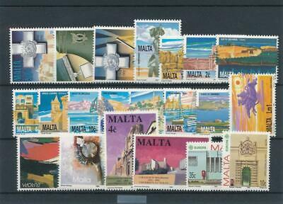 [15551] Malta : Good Lot of Very Fine MNH Stamps
