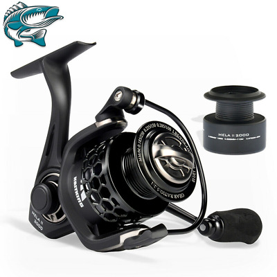 KastKing Mela II 1000 Spinning Reel Freshwater Light Smooth Spinning Fishing Ree