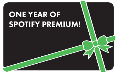 Spotify Premium - Code 1 Years 12 Months  - Fast delivery - Worldwide - Waaranty