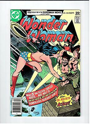 WONDER WOMAN #235 1977 NM Vintage Comic