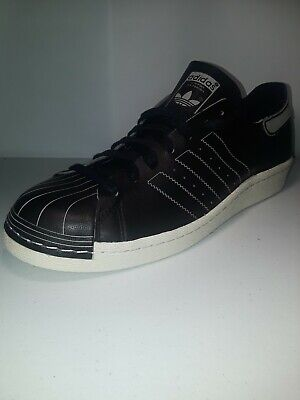 adidas Superstar 80s Metal Toe W shoes black Stylefile