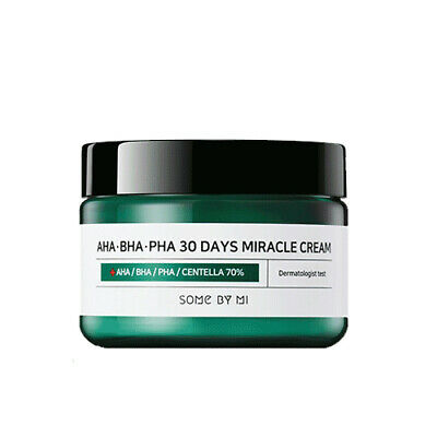 [SOME BY MI] AHA BHA PHA 30 Days Miracle Cream 60ml