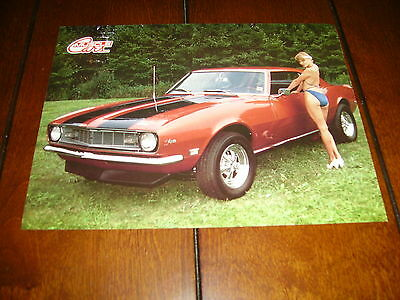 muscle cars pin-up metal sign - $30.00 | picclick
