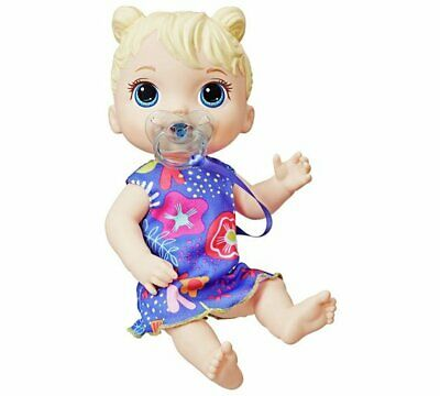 Baby Alive Lil Sounds Interactive Baby Doll Child Takes Care Of Her She Giggles