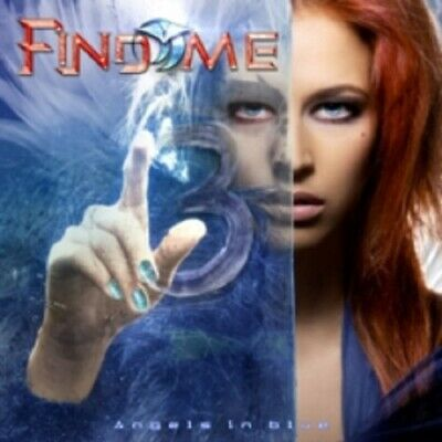 Find Me Angels In Blue New CD