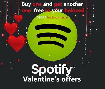 Spotify Premium  - Code - 12 Months 1 Year - Worldwide - Fast delivery  warranty