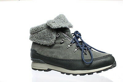 d625d5f16ca HI-TEC WOMENS KONO Espresso Gray Hiking Waterproof Boots Shoes 5.5 M ...
