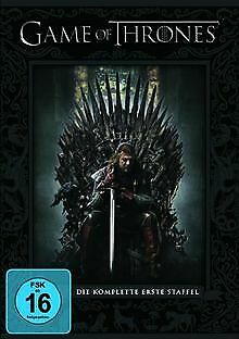 Game of Thrones - Die komplette erste Staffel [5 DVDs] | DVD | Zustand gut