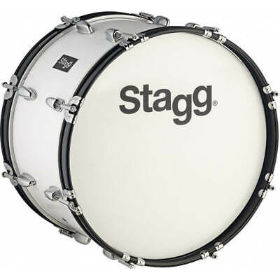 "Stagg MABD-2410 24"" X 10"" Marching Bass Drum"