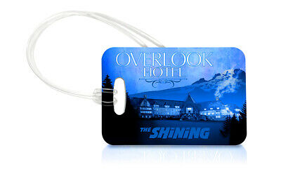 The Shining (Overlook Hotel) Keychain Luggage Tag