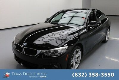 2016 BMW 4-Series 435i xDrive Texas Direct Auto 2016 435i xDrive Used Turbo 3L I6 24V Automatic AWD Hatchback