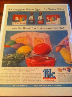 MCCORMICK EASTER FOOD and Egg Dye NEON and Original 1 box of ...