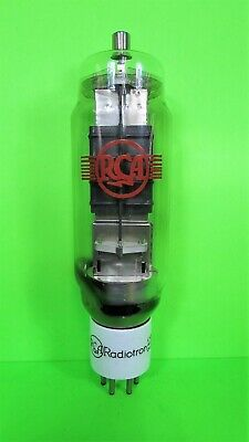 804 RCA  Transmitter Amp Vacuum Tube Ceramic Base  1 pc.