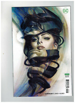 CATWOMAN #5  1st Printing - Variant Cover                       / 2019 DC Comics