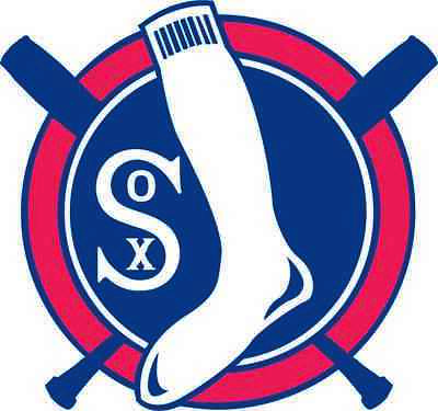 CHICAGO WHITE SOX Vinyl Decal / Sticker ** 5 Sizes **