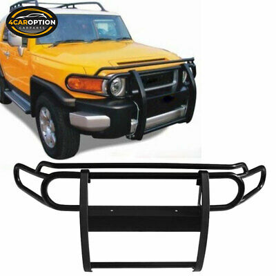 Fits 07-14Toyota Fj Cruiser SUV Off Road Stainless Steel Grill Guard