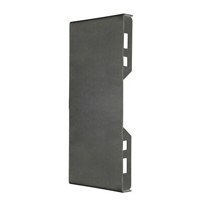 """New 1/2"""" Thick Quick Tach Attachment Mount Plate Skid Steer Loader High Quality"""