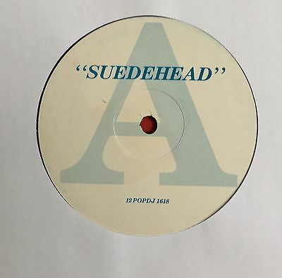 "Morrissey - Suedehead - Original UK Promo only 12"" (The Smiths) HMV/Vinyl"
