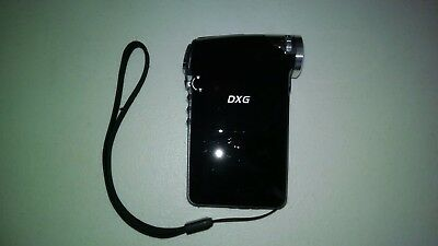 DXG 565V 32MB Digital Video Camera In Black 51 MP High Definition With Cover