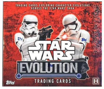 Star Wars Evolution Hobby Box (Topps 2016)