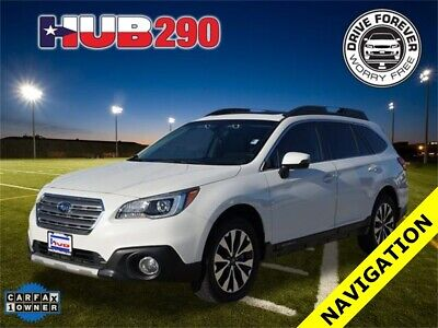 2017 Outback 2.5i 2017 Subaru Outback, Crystal White Pearl [whit with 21,626 Miles available now!