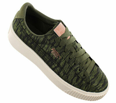 NEW Puma Basket Platform VR 364092-01 Women`s Shoes Trainers Sneakers SALE 477d6f93e