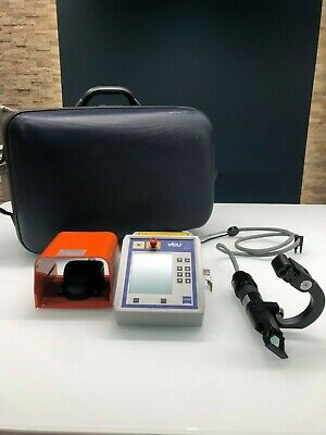 Zeiss Visulas 690s PDT Ophthalmic Laser with Haag Style Slit Lamp Attachment SLA