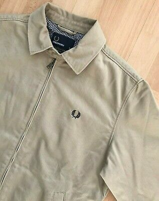 FRED logo WREATH Track hooded PERRY Jacket Taped Sleeve 67gfyb