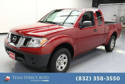 2012 Nissan Frontier S Texas Direct Auto 2012 S Used 2.5L I4 16V Automatic RWD Pickup Truck