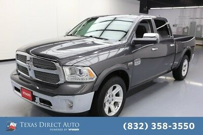 2016 Ram 1500 Longhorn Texas Direct Auto 2016 Longhorn Used 5.7L V8 16V Automatic RWD Pickup Truck