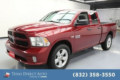 2014 Ram 1500 Express Texas Direct Auto 2014 Express Used 5.7L V8 16V Automatic 4WD Pickup Truck