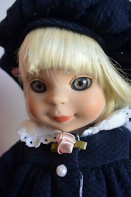 "10"" Ufdc An American In Paris Tonner Lind Mccall Doll!"