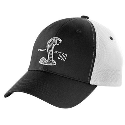 Rare Officially Licensed Brand New Ford Mustang Shelby Gt500 Embroidered Hat/cap