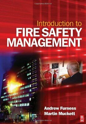 Introduction to Fire Safety Management NUEVO Brossura Libro Martin Muckett