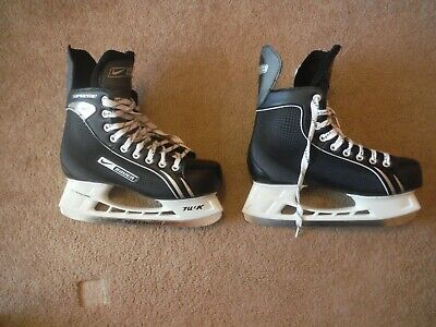 Nike Bauer Supreme One05 Ice Hockey Skates Review - Just Me And