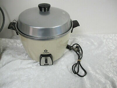 Tatung 6 Cup Automatic  Rice Cooker Tac 6Hla