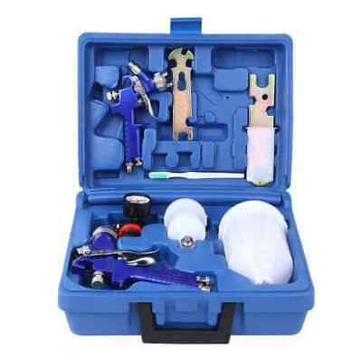 H827P H2000 High Quality Spray Gun Set Copper Plastic Portable Useful Tool