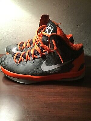the best attitude 4bf72 2a4f5 🔥rare🔥Nike KD V 5 BHM BLACK HISTORY MONTH size 5y