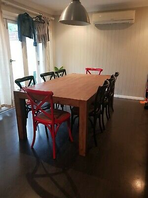 Relatively New Dining Table + Chairs