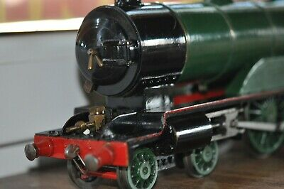 Live steam 1/32 gauge 1 Spur 1 loco no test run condition looks pictures