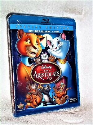 The Aristocats (DVD, 2008, Special Edition) DISNEY animated