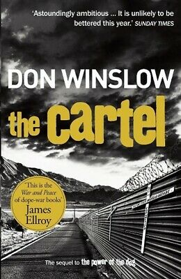 The Cartel - Don Winslow -  9781784750640