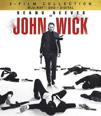 John Wick 1 & 2 Double Feature Used - Very Good Dvd
