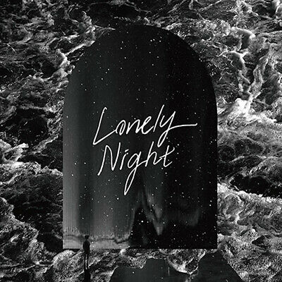 KNK [LONELY NIGHT] 3rd Single Album CD+Photo Book+1 Photo Card+1 ID Pic+Tracking