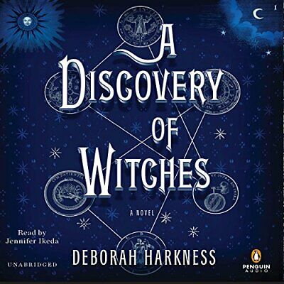 A Discovery of Witches: A Novel By Deborah Harkness (Audiobook)