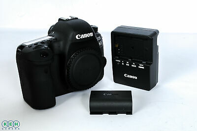 Canon EOS 6D Mark II Digital SLR Camera Body {26.2 M/P}
