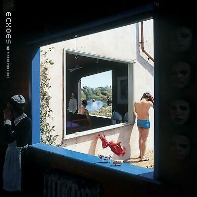 Pink Floyd - Echoes - The Best Of Pink Floyd - (2016) - Do CD -
